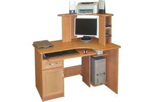 Стол компьютерный СК 10 правый - Мебельная фабрика «Влад»