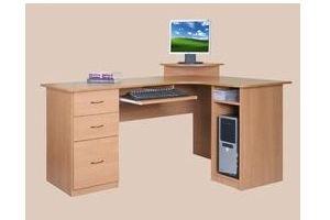 Стол компьютерный СК 12 - Мебельная фабрика «Мартис Ком»