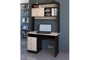 Стол компьютерный СК-13.2 - Мебельная фабрика «Милайн»