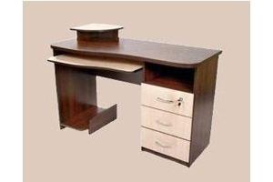Стол компьютерный СК 13 - Мебельная фабрика «Мартис Ком»