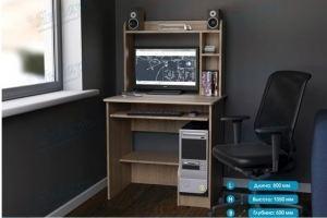 Стол компьютерный СК-15 - Мебельная фабрика «Январь»