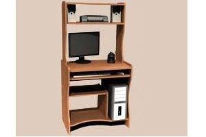 Стол компьютерный СК 16 - Мебельная фабрика «Мартис Ком»