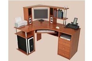Стол компьютерный СК 2 - Мебельная фабрика «Мартис Ком»