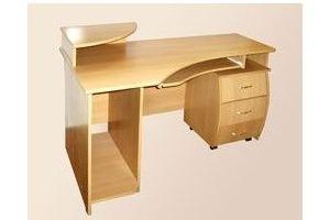 Стол компьютерный СК 20 - Мебельная фабрика «Мартис Ком»