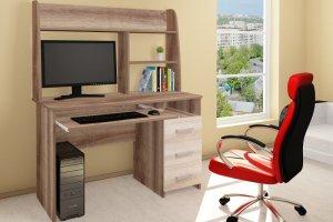 Стол компьютерный СК-2041 - Мебельная фабрика «Трио мебель»