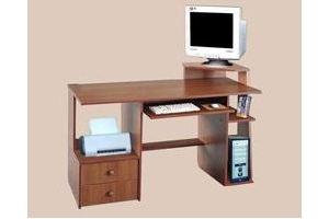 Стол компьютерный СК 3 - Мебельная фабрика «Мартис Ком»