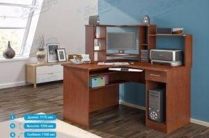 Стол компьютерный СК-3 - Мебельная фабрика «Январь»