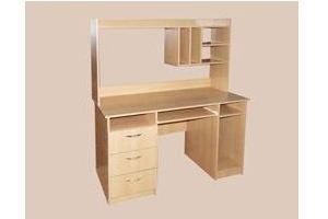 Стол компьютерный СК 8 - Мебельная фабрика «Мартис Ком»