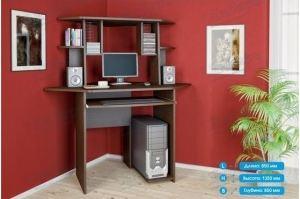 Стол компьютерный СК-8 - Мебельная фабрика «Январь»