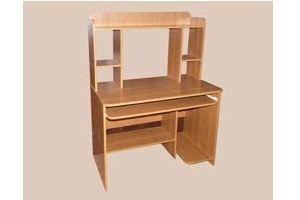 Стол компьютерный СК 9 - Мебельная фабрика «Мартис Ком»