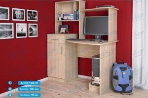 Стол компьютерный СК11 - Мебельная фабрика «Январь»