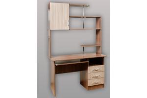 Стол компьютерный СКВ-16 - Мебельная фабрика «SPSМебель»
