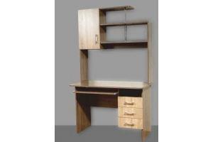 Стол компьютерный СКВ-17 - Мебельная фабрика «SPSМебель»