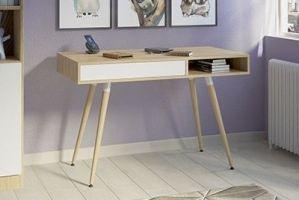 Стол компьютерный Смарт 1 - Мебельная фабрика «Аквилон»