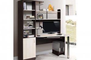 Стол компьютерный Соната МК-97 - Мебельная фабрика «Мебель-класс»