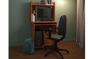 Стол компьютерный Тайм 1 СТ11.1 - Мебельная фабрика «Омскмебель»