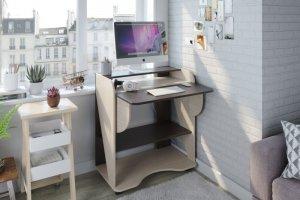 Стол компьютерный Троян-1 - Мебельная фабрика «Алсо»