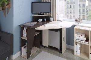 Стол компьютерный Троян-3 - Мебельная фабрика «Алсо»
