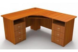 Стол компьютерный угловой 1 - Мебельная фабрика «Вилена»