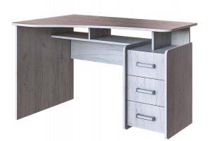 Стол компьютерный угловой Престиж 14 - Мебельная фабрика «CALPE»
