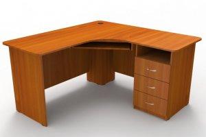 Стол компьютерный угловой 2 - Мебельная фабрика «Вилена»