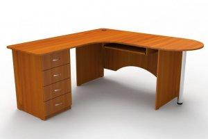 Стол компьютерный угловой 3 - Мебельная фабрика «Вилена»