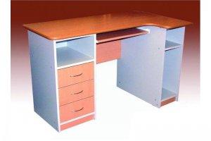 Стол компьютерный угловой Bea 10 - Мебельная фабрика «ВЕА-мебель»