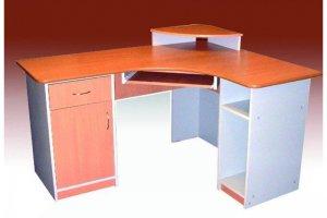 Стол компьютерный угловой Вea 12 - Мебельная фабрика «ВЕА-мебель»