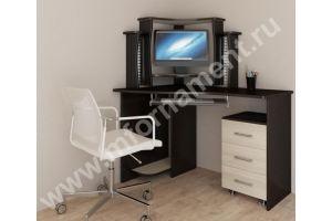 Стол компьютерный УСК 1 - Мебельная фабрика «Орнамент»