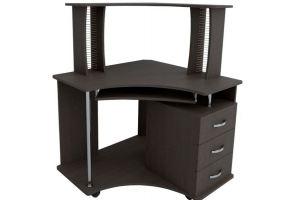 Стол компьютерный Юниор 3 - Мебельная фабрика «Квадрат»