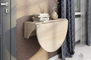 Стол-консоль прованс настенный - Мебельная фабрика «Пеликан»
