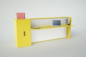 Стол-кровать трансформер SMARTI - Мебельная фабрика «Anderssen»