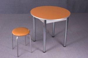 Стол круглый 80х80 - Мебельная фабрика «Сафина»