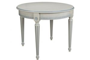 Стол круглый Алекс 7 - Мебельная фабрика «Лорес»