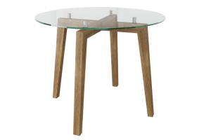 Стол круглый Чикаго Дуб монтана - Мебельная фабрика «Prime Mebel Group»