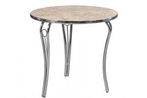 Стол круглый Обеденный 7 - Мебельная фабрика «Алекс-Мебель»