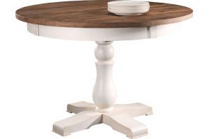 Стол круглый PROVANCE D-115 - Импортёр мебели «LeoMarin»
