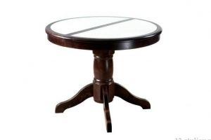 Стол круглый раздвижной Натали - Мебельная фабрика «12 стульев»