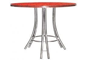 Стол круглый Салют 2 - Мебельная фабрика «ЛиО»