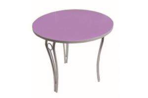Стол круглый Салют - Мебельная фабрика «Юлдуз»