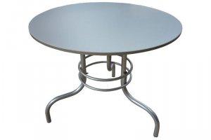 Стол круглый Сатурн-ЛДСП  - Мебельная фабрика «Металл конструкция»