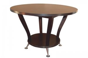 Стол круглый журнальный - Мебельная фабрика «Мебель Эконом»