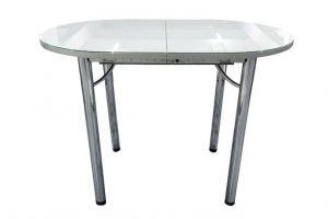 Стол кухонный овальный 1 - Мебельная фабрика «Мир Стульев»