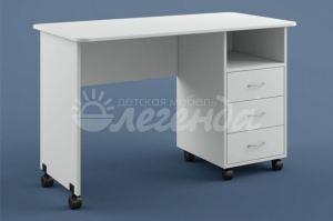 Стол Л-03 белый - Мебельная фабрика «Легенда»