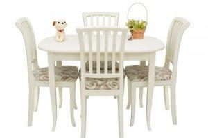 Стол Leset Аризона и стулья Leset Остин - Мебельная фабрика «Мебель Импэкс»