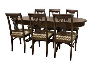 Стол Leset Каролина и стулья Leset Невада - Мебельная фабрика «Мебель Импэкс»