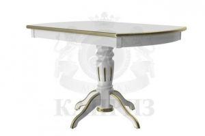 Стол Лион 1-балясный 2 - Мебельная фабрика «Каприз»