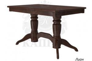 Стол Лион 2-балясный 2 - Мебельная фабрика «Каприз»