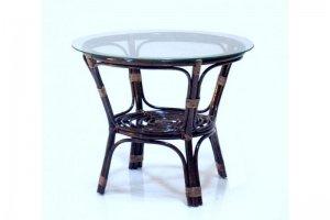 Стол Марина из ротанга - Импортёр мебели «Радуга»