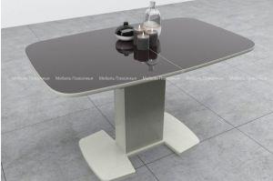 Стол обеденный Мария Шоколад - Мебельная фабрика «Мебель Поволжья»